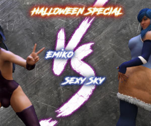 The F.U.T.A - Match 05 - Emiko vs Sexy Sky
