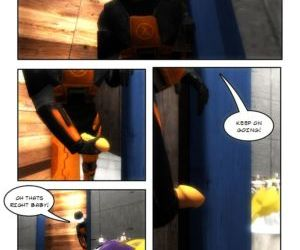 Bad Day Renamon And Freemon Tale - part 4