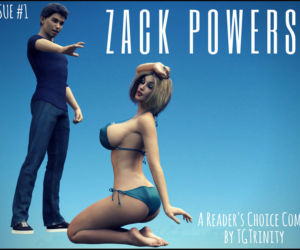 Zack Powers Issue 1-6