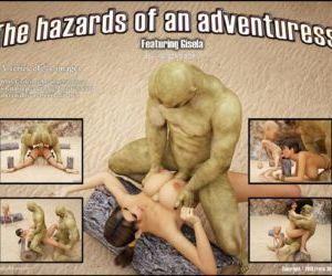Blackadder- The Hazards of an Adventuress