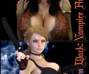 Helen Black Vampire Hunter - A Night In Parris