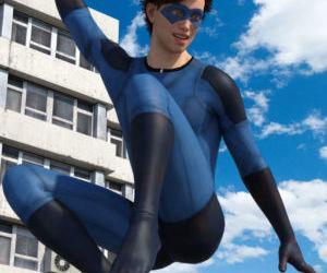Hero Transformed – Issue 1-3