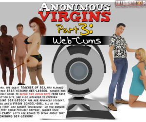 Anonimous Virgins - Episode 3 - Web Cums