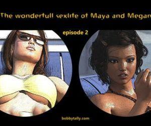 The wonderfull sexlife of Maya and Megan – ep2