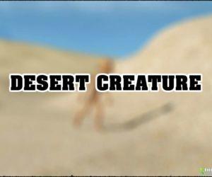 Desert Creature
