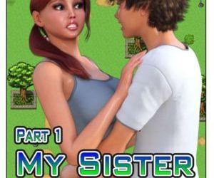 Incest Story - Part 1: My Sister - part 3