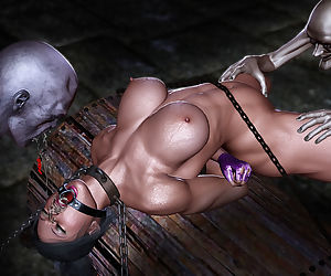 Beastslayer Bikini NINJA - Nightmare in the Abandoned..