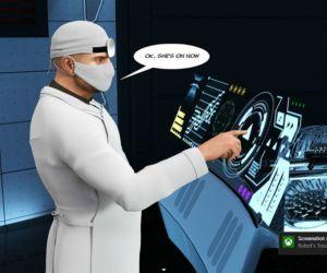 Robots Touch - part 2