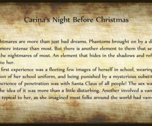 Carinas Night Brfore Christmas