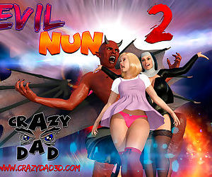 CrazyDad3D- Evil Nun 2