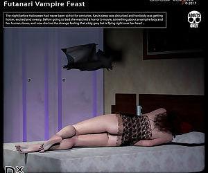 Hypno Girls 8 - Futanari Vampire Feast