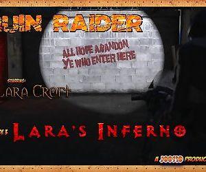 Joos3dart- Lara's Inferno