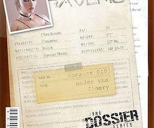The Dossier 10- Epoch- Clara Ravens