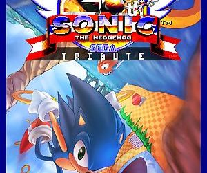 20th Sonic The Hedgehog Tribute