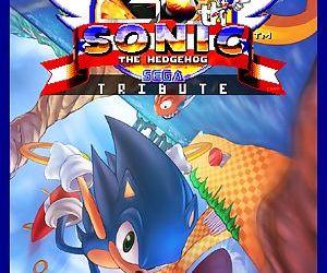 20th Sonic The Hedgehog Tribute