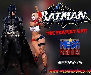 Megaparodies- Batman- The Pervert Bat!