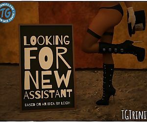 TGTrinity- Looking For New Assistant