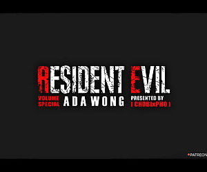 RESIDENT EVIL 2 / ADA WONG - part 3