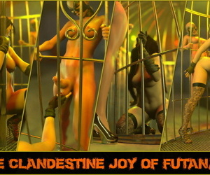 Antropox - The Clandestine Joy of Futanari