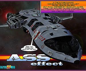 Crazyxxx3Dworld- Ass Effect Vol. 2