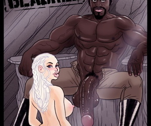 Pegasus- Game of Thrones- Blacked