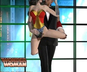 Argento- Wonder Woman – Tango of Corruption