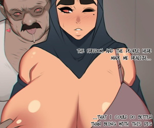 Foxicube- Hijabi Mama's Dirty Secrets