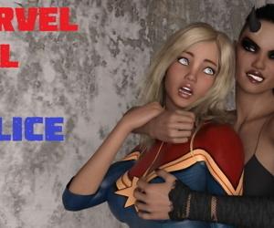 Jossan- Marvel Girl vs. Malice