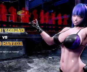 Yayoi Ryo vs Harada Ayano Street Fight Match