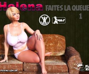 Hélèna - Faites la Queue/ Get the line 1