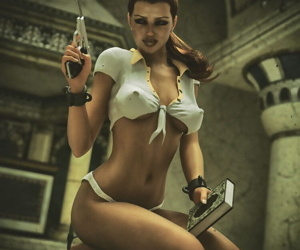 Mitru – Tomb Raider- Larra court – 24