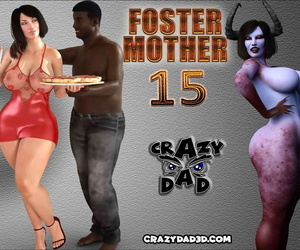 Crazy DadFoster Mother 15(English)