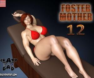 Crazy DadFoster Mother 12(English)