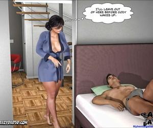 Mother - Desire Forbidden 3 - part 4