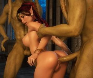 HitmanX3Z Elven Desires - Lost Innocence - Ruby - part 4