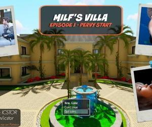 ICSTOR Milfs Villa - Ellis - Episode 1 - 3D Artist