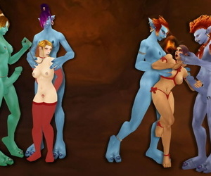 Shikrons World of Warcraft Screenshot Manipulations Futa -..