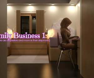 Pat Family Business 1 English