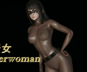 Klaxas 超级女/Superwoman