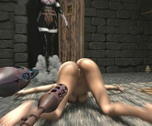 Lock-Master Dark Nun - part 2
