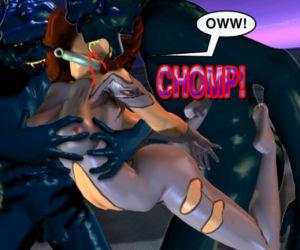 Mindy - Sex Slave On Mars c351-375 - part 15