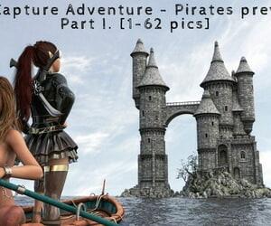 LockMaster Capture Adventure Pirates Prey Ch. 1