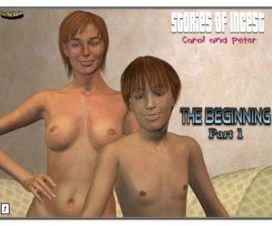 Carol & Peter- chapter 04: The beginning part 1