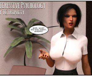 Regressiva psicologia