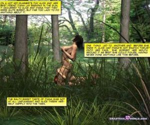 Crazyxxx3DWorld - Wonderland 1-3