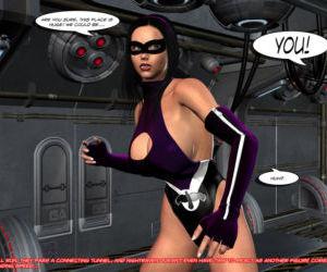 Legion Of Superheroines 29 - 46 - part 5