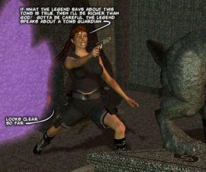 The Misadventures of Lara Croft part 2 - part 3