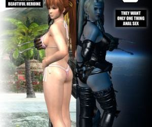 Lady & Cop VS Penetrator 3