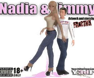 Y3DF- Nadia and Jimmy – Broken 1