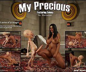 Blackadder- My Precious